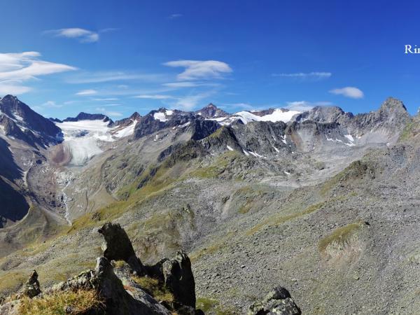 Im Bereich der Alpeiner Berge