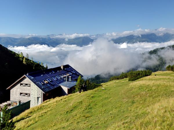 Traumhaftes Bergwetter
