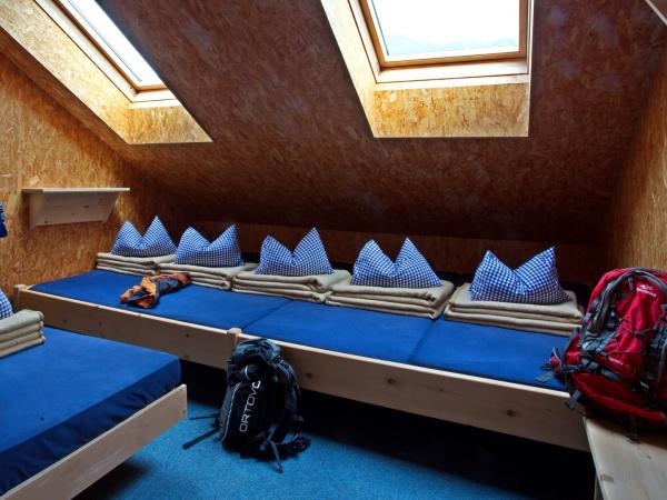 Gemütliche Zimmerlager