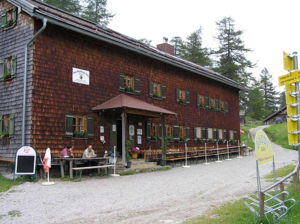 Die Neue Magdeburger Hütte